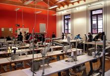 服装设计专业教室