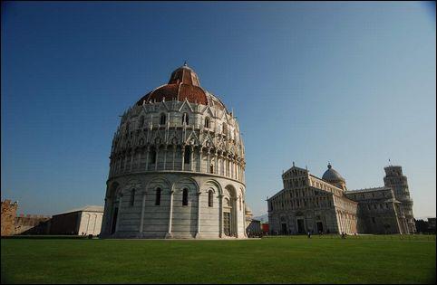 意大利的建筑风格——罗马式