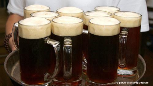 德国产的精酿啤酒