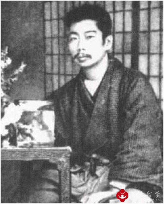 近代留学日本的中国名人