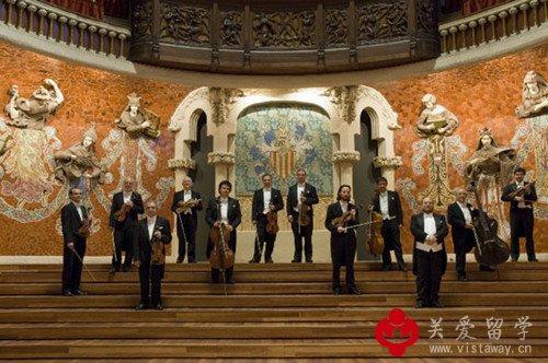 意大利留学音乐